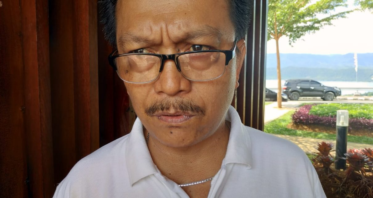 Ketua IKT Provinsi Papua Barat, Drs Yohanes Selang,M.M