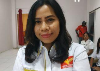 Ketua DPD Garuda Provinsi Papua Barat, Marlina