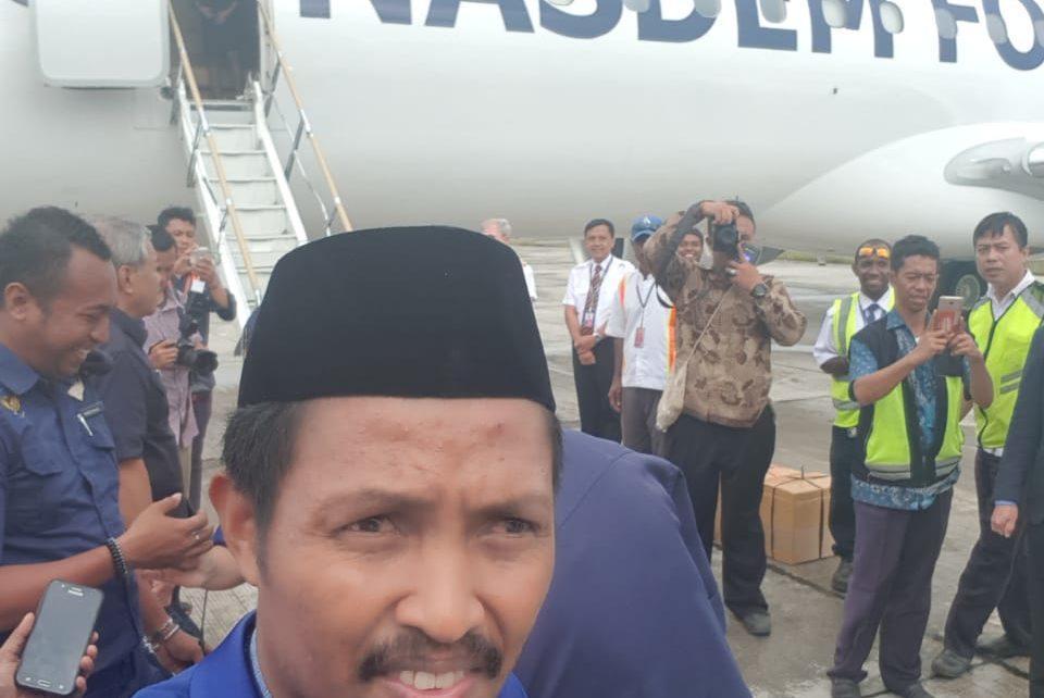 Sekretari KSNW Papua Barat, Syamsudin Seknun,S.Sos,S.H,.M.H