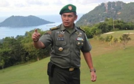 Kapendam XVII Cenderawasih, Kolonel Inf. Muhamad Aidi (FOTO ISTIMEWA)