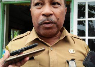 Kepala Dinas Tenaga Kerja Papua, Yan Piet Rawar