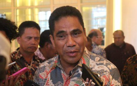 Ketua Pengprov Pelti Papua, Hery Dosinaen, S.IP.,MKP.,M.Si,