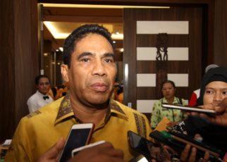 Sekda Papua, T.E.A Hery Dosinaen, S.IP.,MKP.,M.Si,
