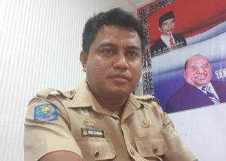 Sekretaris Umum POSSI Papua, Agus Rahmawan, S.STP.Pi, M.Si