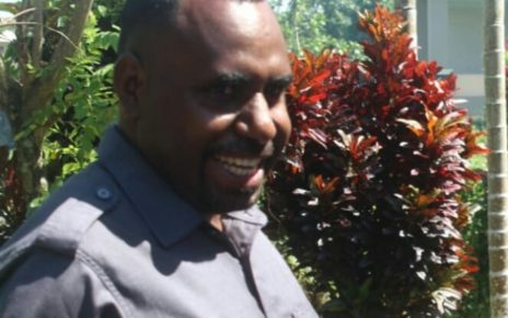 Elias Idie, ST. Ketua Bawaslu Kota Sorong