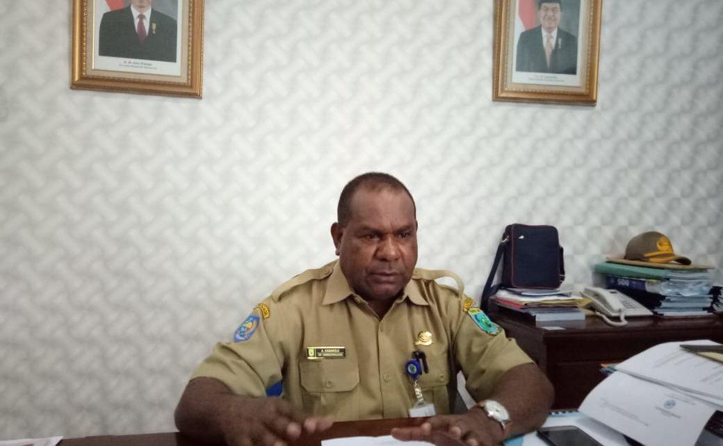 Agustinus Kadakolo, Kepala Dinas Perhubungan Papua Barat