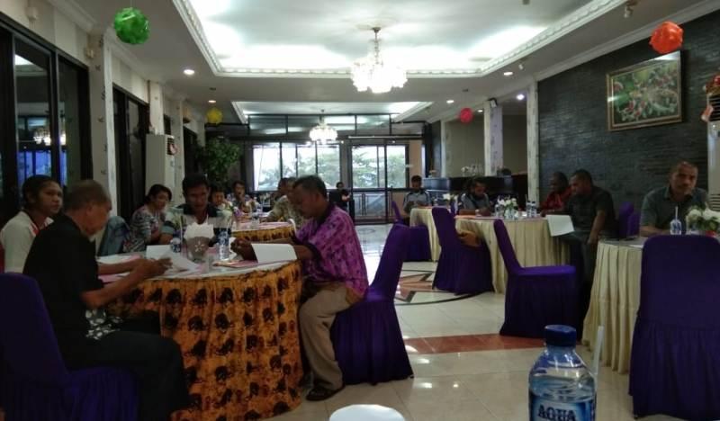 Para peserta Bimtek Tingkat Kelurahan/Foto: Trisnah