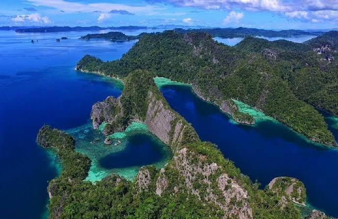 Impian Wisata Surga Tropis Kepulauan Misool, Kabupaten Raja Ampat [sumber foto traverse.id]