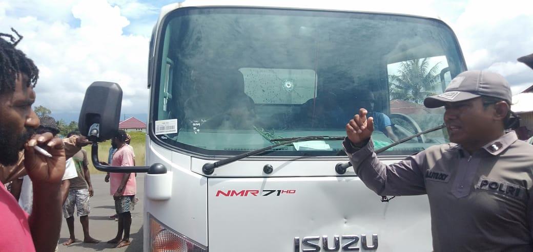 Kendaraan roda empat yang diguanakan oleh Korban. [foto: dok-sr]